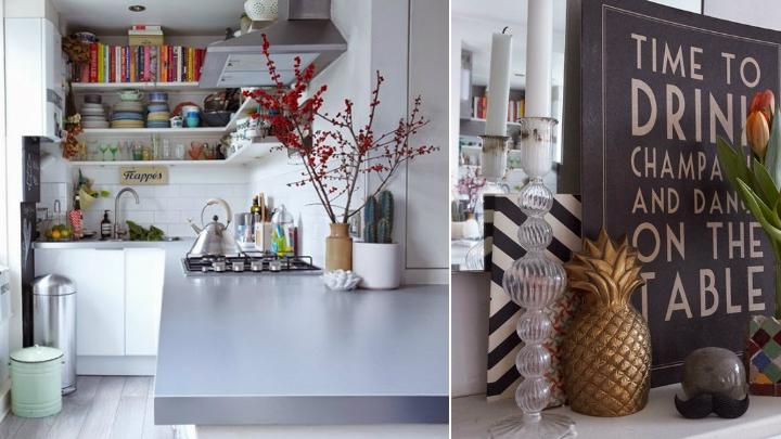 apartamento vintage detalles