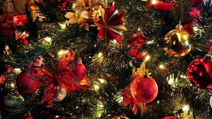arbol de Navidad foto