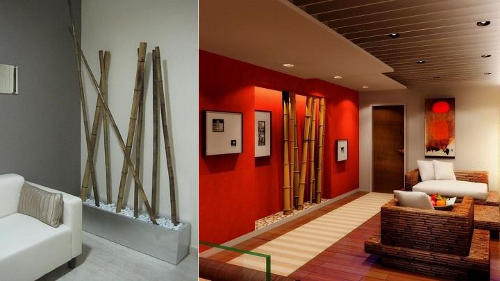 Decorablog revista de decoraci n for Bambu decoracion interior