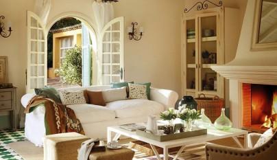 Estilo cottage en decoraci n - Estilo ingles decoracion interiores ...