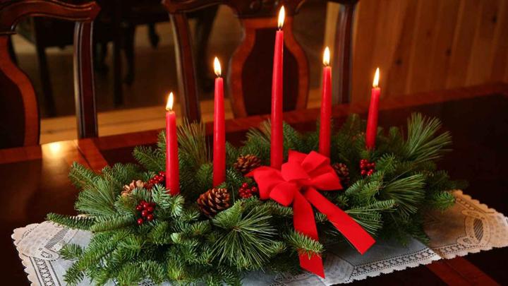 Decorablog revista de decoraci n - Como adornar la mesa en navidad ...