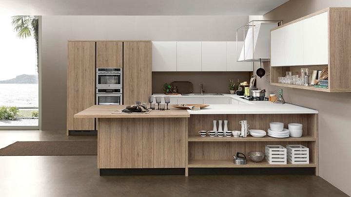 Dise o y decoraci n de cocinas modernas for Cocinas modernas 2015