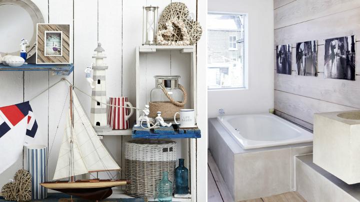 Ideas para decorar las paredes del cuarto de ba o - Decorar un cuarto de bano ...