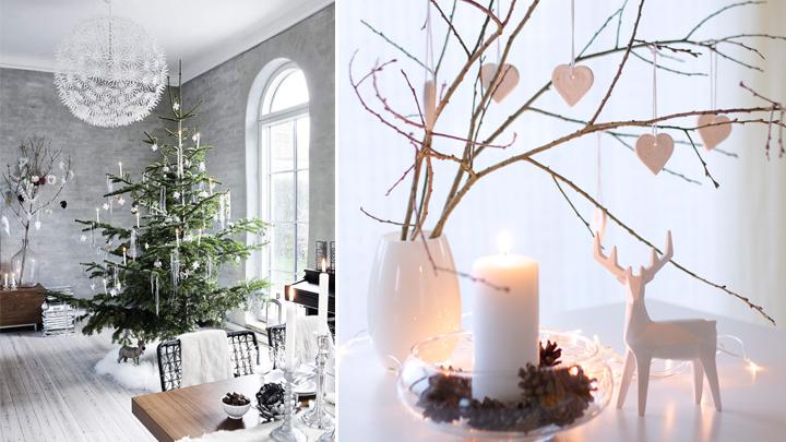 claves para una decoracion navidena de estilo scandi