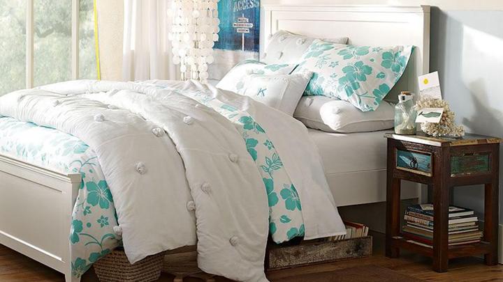 Hacer la cama como un experto - Como hacer un cabezal para la cama ...