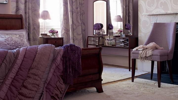 dormitorio morado foto2