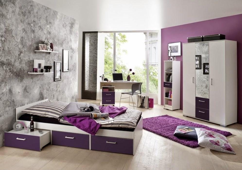 dormitorio morado10