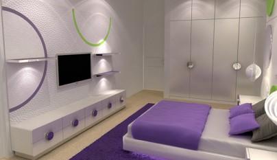 dormitorio morado14