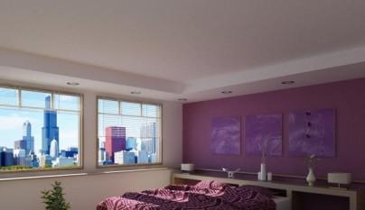 dormitorio morado23
