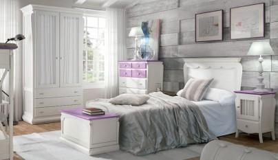 dormitorio morado36