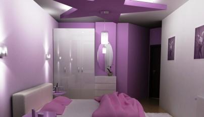 dormitorio morado40