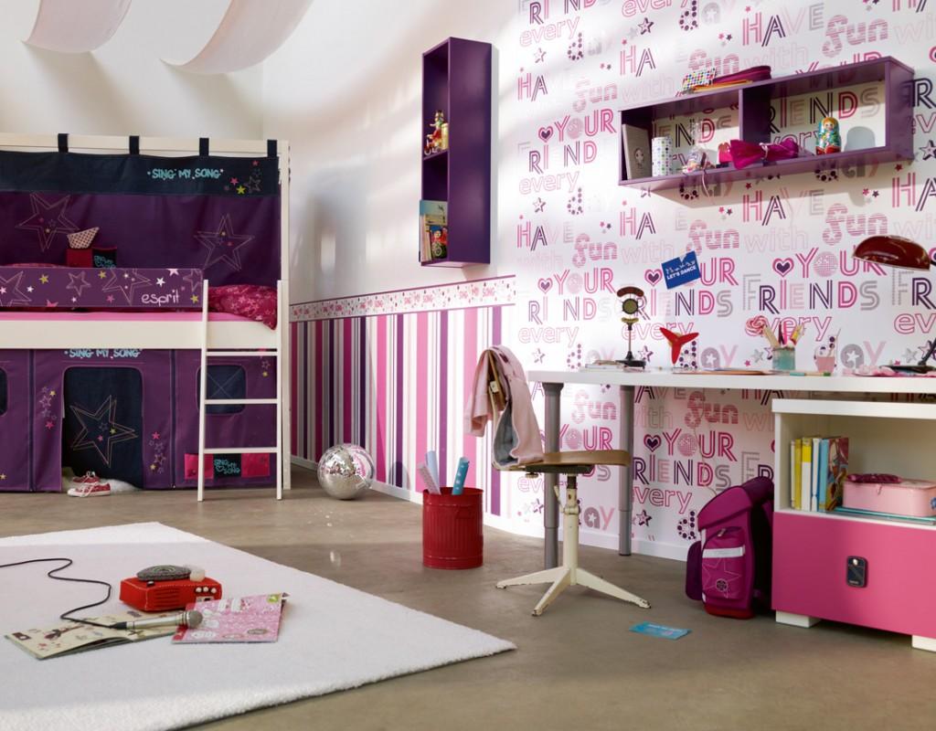 Habitacion chica38 - Cuadros para habitaciones juveniles ...