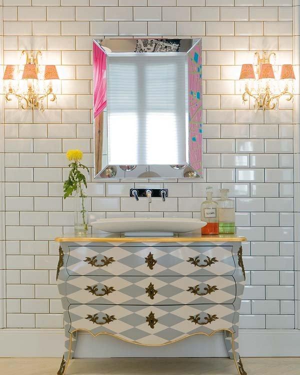 Ideas decoracion paredes bano 5 - Ideas decoracion bano ...