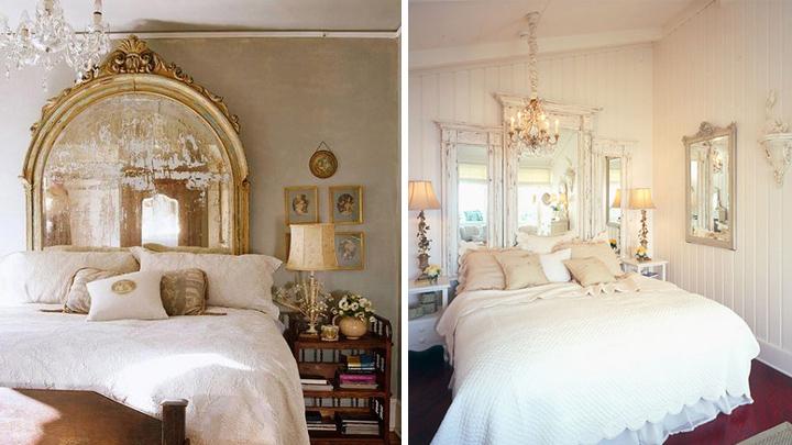 Ideas para un cabecero de cama original - Cuadros cabecero cama ...