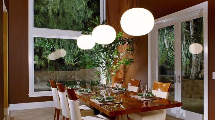 Las mejores l mparas y luces para el comedor for Lamparas comedor ikea