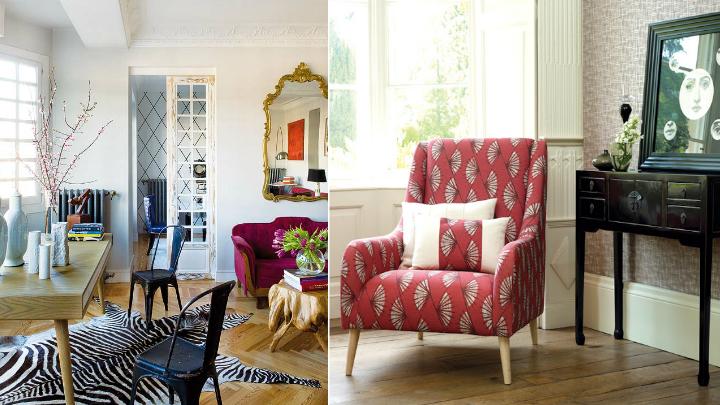 C mo combinar muebles modernos y antiguos for Muebles de comedor antiguos