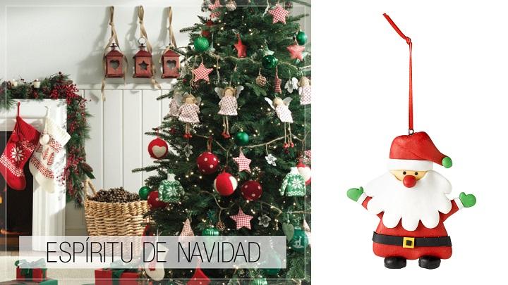 Decorablog revista de decoraci n for Adornos de navidad el corte ingles
