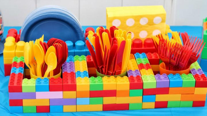 piezas LEGO cocina