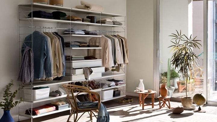 Vestidores de moda para el dormitorio - Cuadros para dormitorios leroy merlin ...