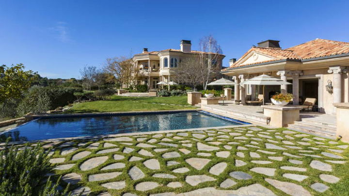 Britney Spears mansion2