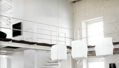 Casa estilo industrial Italia 3