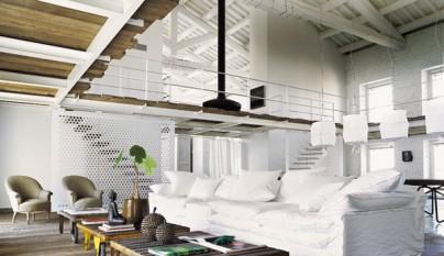 Casa estilo industrial Italia 7