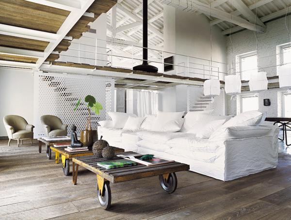 Casa estilo industrial italia 7 for Casas de estilo industrial