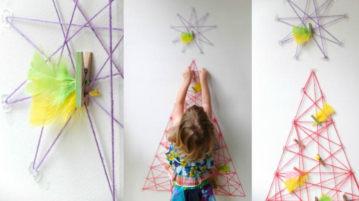 DIY arbol navidad2