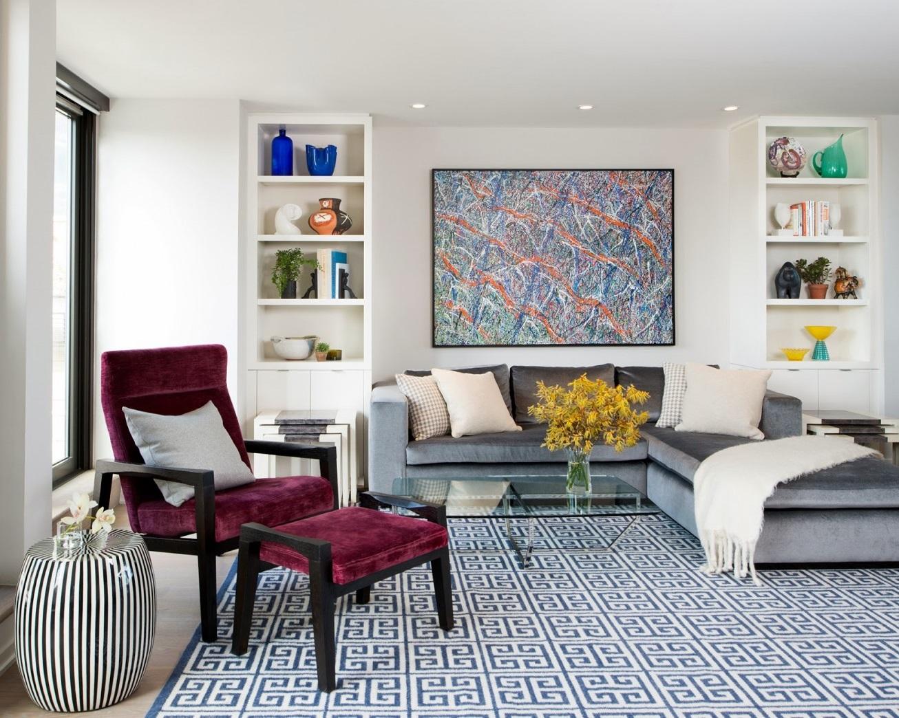 Ideas decoracion alfombras 19 - Decorar con alfombras ...