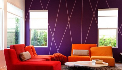 Ideas decoracion rayas 2