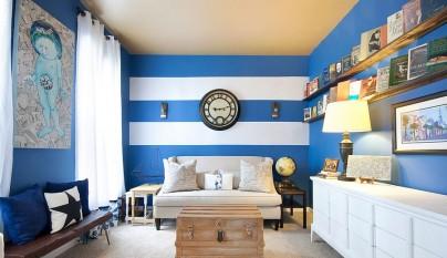 Ideas decoracion rayas 5