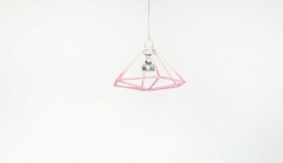 Lampara geometrica 10