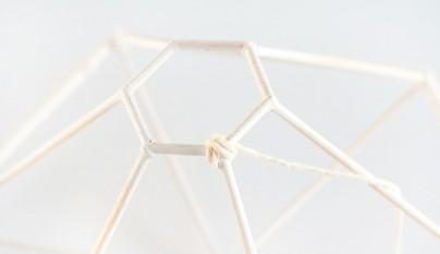Lampara geometrica 3