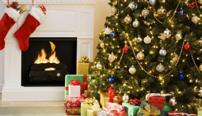 Adornos y complementos para decorar acuarios for Adornos de navidad baratos