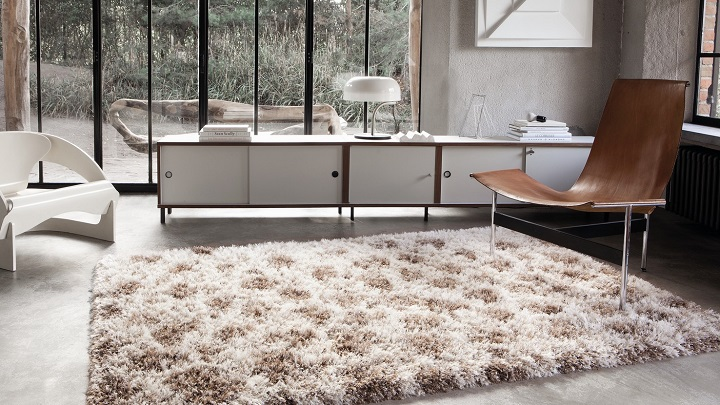 C mo limpiar una alfombra de lana - Como lavar alfombras ...