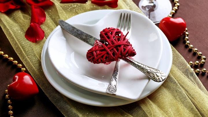 La mejor decoraci n para una cena rom ntica - Cena romantica in casa ...