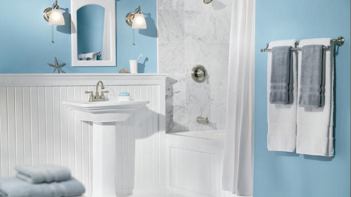 5 claves para renovar el cuarto de baño facilmente
