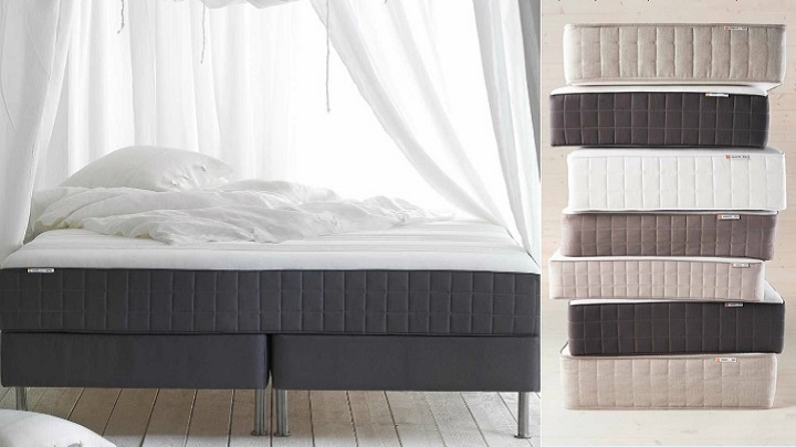 Cat logo de colchones ikea 2016 for Ikea catalogo camas