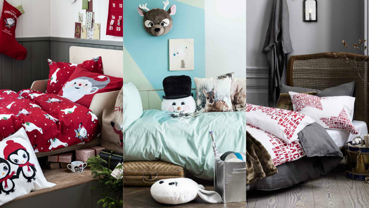 decoracion mesas navidad textiles2