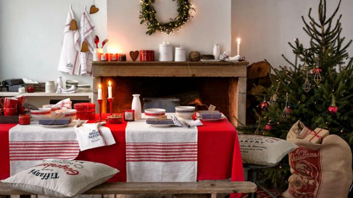 decoracion mesas navidad textiles3