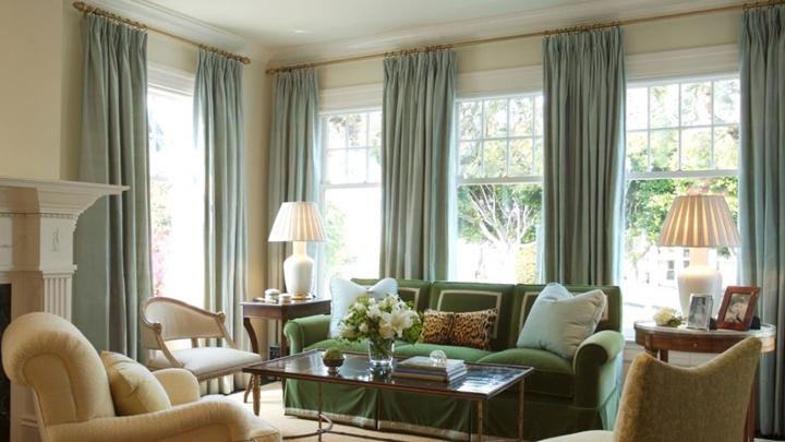 Lo que debes saber para decorar la casa con cortinas for Adornos para cortinas