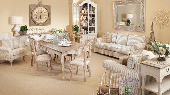 Decorar una casa de estilo franc s for Muebles estilo frances