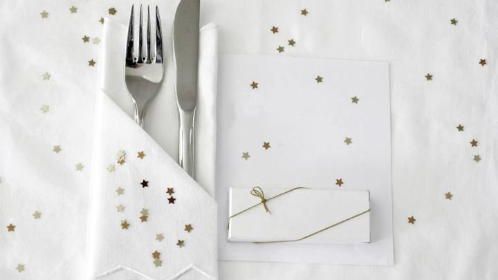 doblar servilleta mesa navidad2