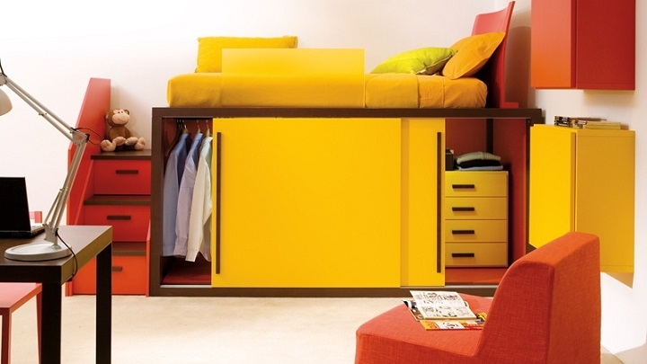 dormitorios pequenos ganar espacio1