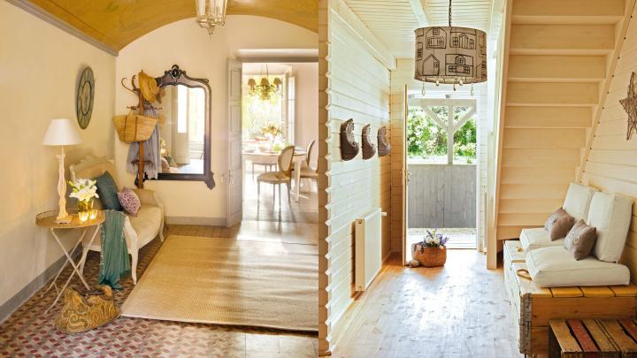 Ideas para decorar recibidores grandes - Decorar casa de pueblo ...