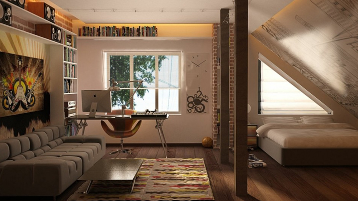 Grandes ideas para aprovechar espacios en casa for Ideas de techos para casas