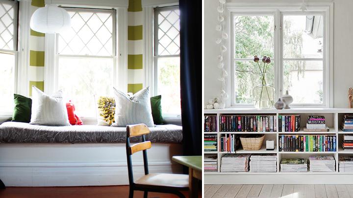 Grandes ideas para aprovechar espacios en casa - Aprovechar espacio habitacion pequena ...