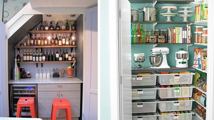 Ideas para transformar un armario empotrado - Ideas para armarios empotrados ...