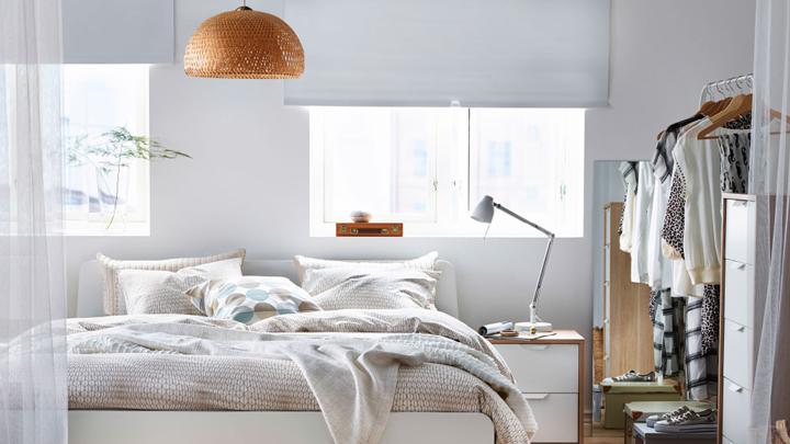Iluminacion dormitorio cmo iluminar un dormitorio ideas - Iluminacion habitacion matrimonio ...