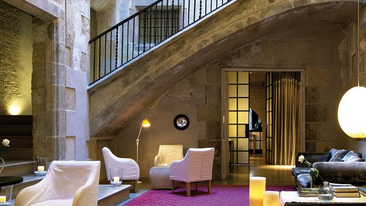 Los mejores hoteles de dise o de espa a for Hoteles diseno espana